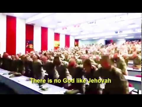 Days of Elijah - US Marines w/ lyrics
