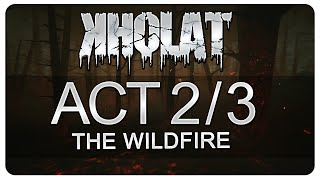 Kholat Gameplay Part 4 - Act 2/3 - The Wildfire (Let