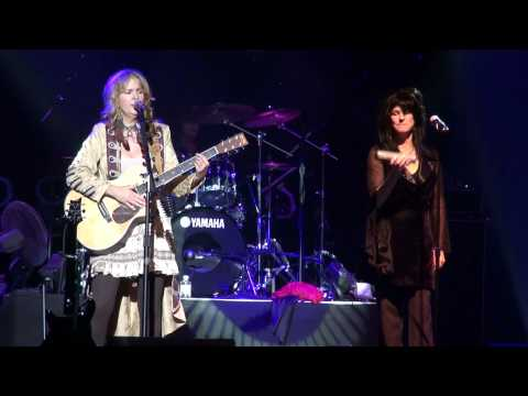 Heart Alive performing Stranded