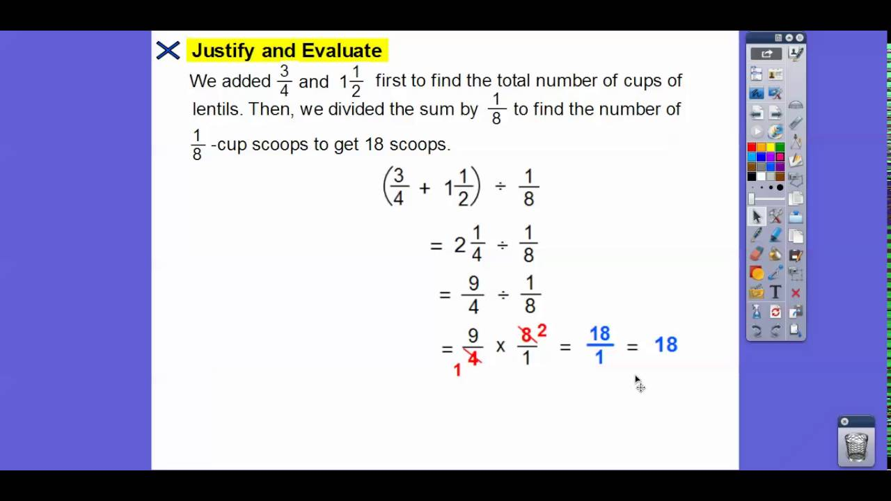Homework help problem solving multistep fractions