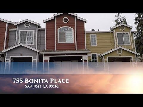755 Bonita Place, San Jose CA 95116