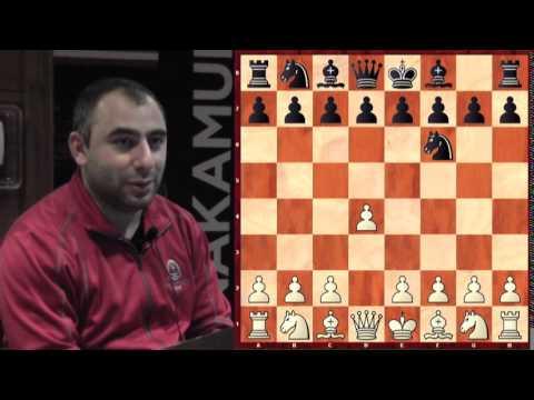 The Legend: Tigran Petrosian - GM Varuzhan Akobian - 2015.01.08