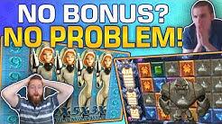 No Bonus? No Problem! - Slot Big Wins