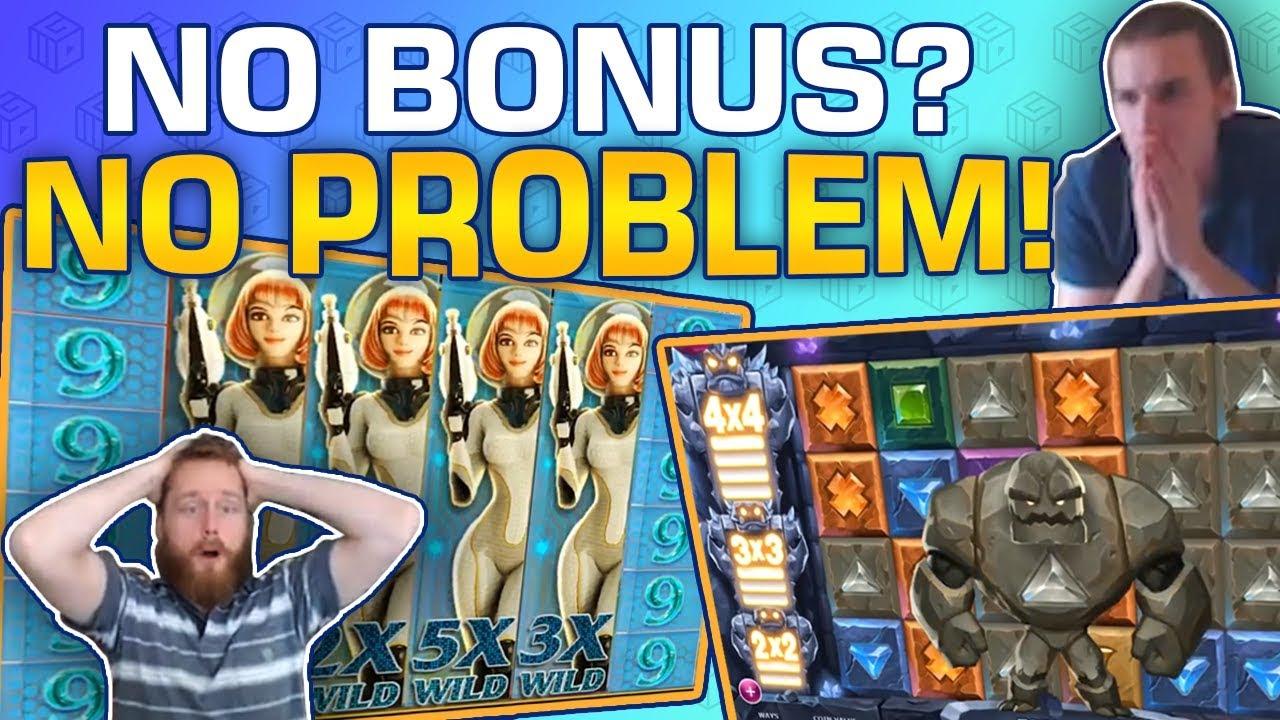 No Bonus Slots
