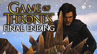 Game of Thrones Season 8 - Short Last Episode Machinima