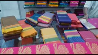 SM silks navratri offer 9 sarees free buy 4 and get 13 sarees | silk saree shopping in chennai