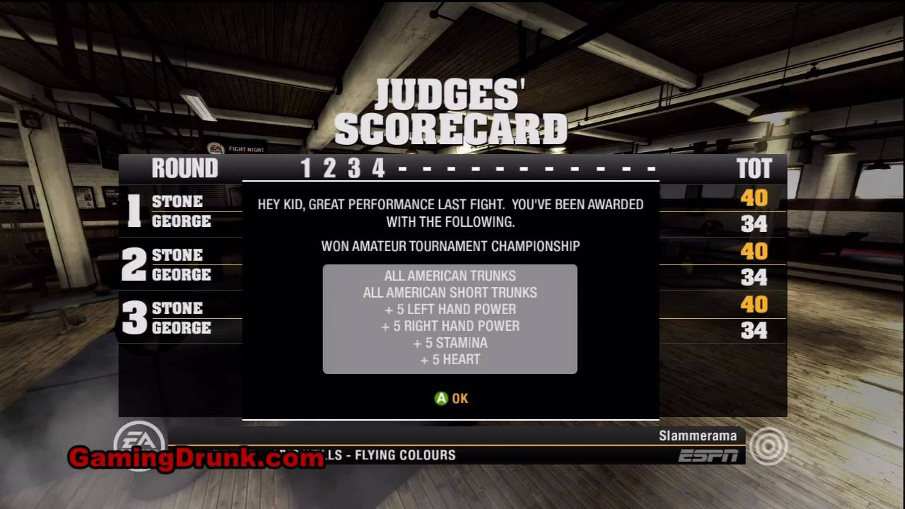 Fight night champion hands-on preview for playstation 3 (ps3.