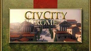 CivCity: Rome - Part 1 Citizen Rob