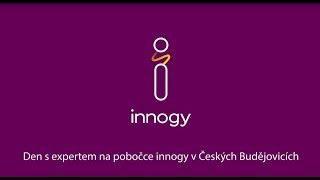 Pobočky innogy lákají na Den s expertem - České Budějovice
