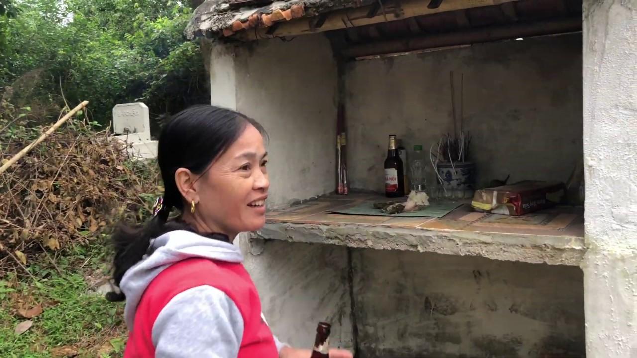 Tết  Thanh Minh Vào mồ mả , Vào Vườn / phong tục người Mường Lạc Sơn Hoà Bình 2020 Hoàng korg