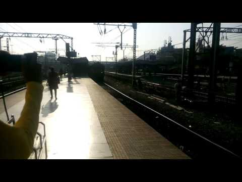 11029 - MUMBAI CST KOLHAPUR KOYANA EXPRESS DEPARTS THANE from YouTube · Duration:  1 minutes 16 seconds