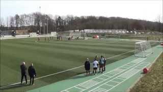 FCM U13 - FC Nordsjælland lørdag den 14. marts