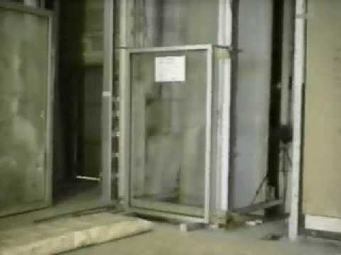 3m Security Film In A Hurricane Youtube