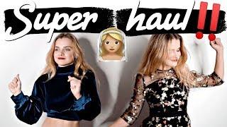 SUPER HAUL DE MARCAS POCO CONOCIDAS | Marina Yers