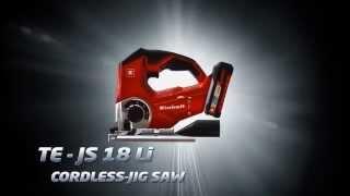 TE-JS 18 Li-Solo Cordless Jig Saw