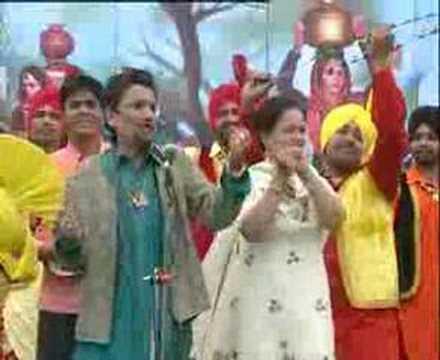 Kuldip manak nd Gulshan Komal duet