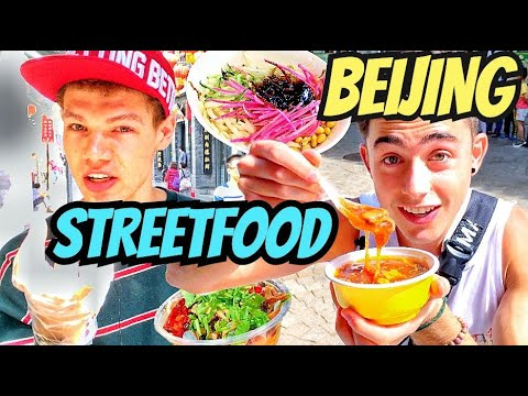 TOP 4 MUST TRY Street Foods in Beijing, CHINA