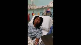 GIRL SAYS CRAZY THINGS WHILE UNDER ANESTHESIA! CAN'T STOP LAUGHING!!!
