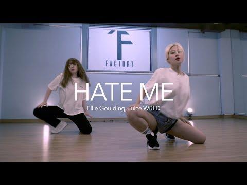 Ellie Goulding, Juice WRLD - Hate Me / Ujay Choreography