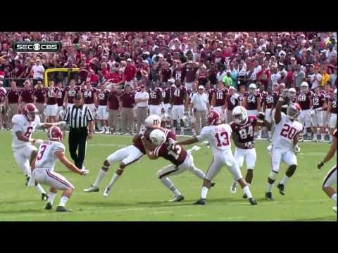 Johnny Manziel Scramble and Pass