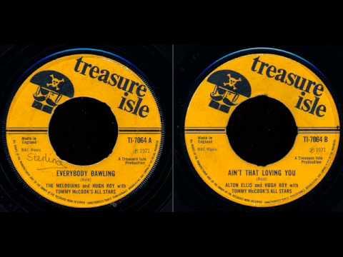 The melodians u roy 1971