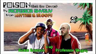 Professor Shyguy - Poison (Bell Biv Devoe Chiptune Cover) feat. Richie Branson & 1-Up