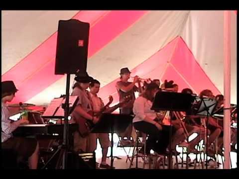 The New Glarus High School Jazz Band: Memorial Day, 2010
