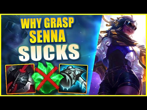 EVERY PRO Is Using The NEW SENNA BUILD...But Is It Actually Any Good!? - League of Legends