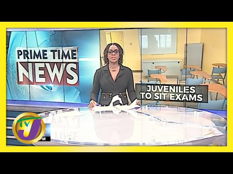 Jamaica's Juvenile Wards to sit Exams, Despite Issues   TVJ News - May 13 2021