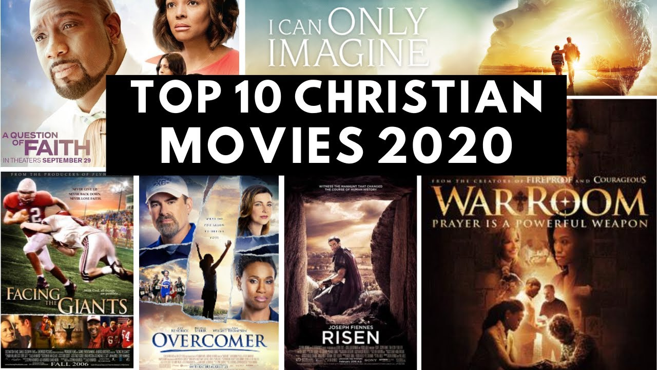 Download Christian Movies: Top 10 (2020)