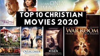 Christian Movies: Top 10 (2020)