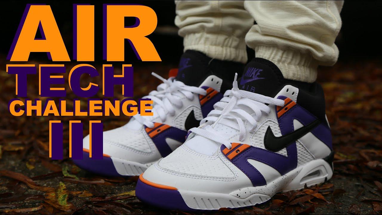 pedazo sin cable Espectador  Nike Air Tech Challenge III