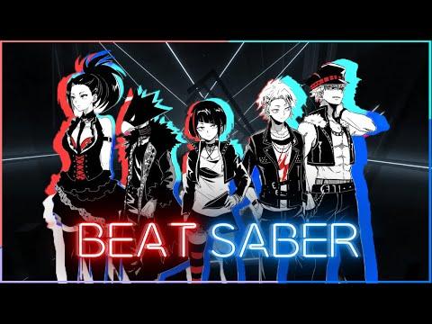 Beat Saber - Hero Too - My Hero Academia Season 4 Episode 23 Insert Song Full | Full Combo