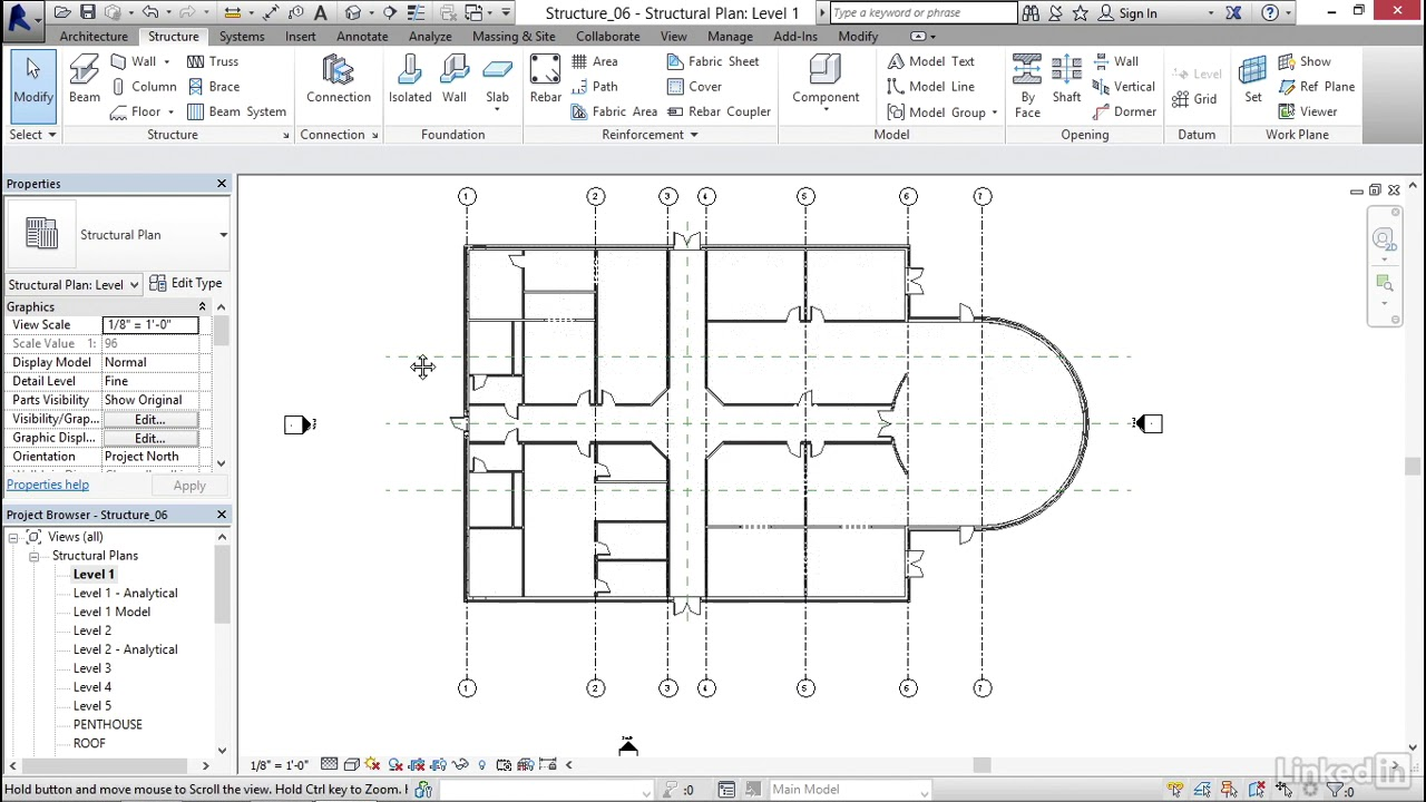 hight resolution of 010 adding grids to the model