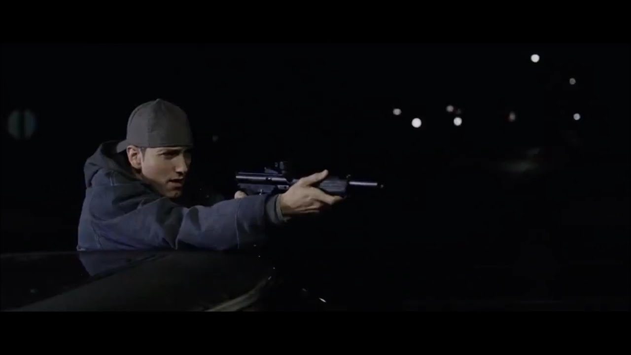 8 mile paintball gun