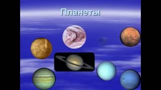 презентация небесные тела 3 класс