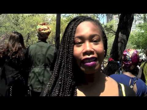 Global Women Demand: #BringBackOurGirls