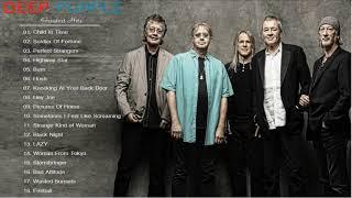 Deep Purple Greatest Hits   Best Of Deep Purple 2018