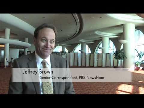 WPT Behind the Scenes - PBS NewsHour correspondent Jeffrey Brown
