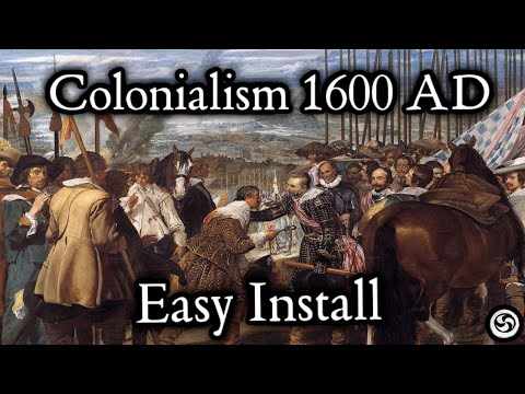 Empire Total war - Colonialism 1600 AD Easy Install Guide