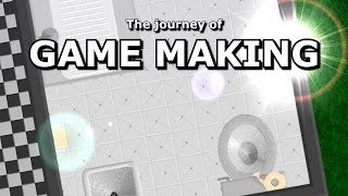 The Game Making Journey 3
