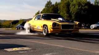 Auto Nord.. Burnout av Ole-Johnny Pettersen