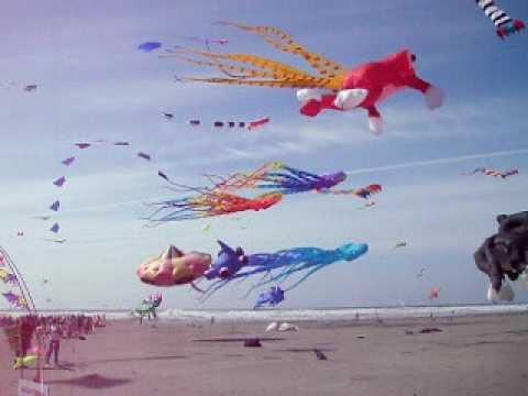 International Kite Festival Long Beach Wa
