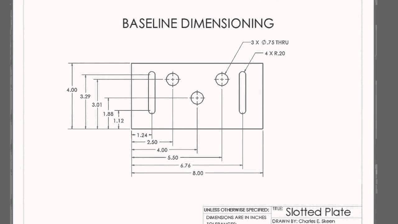 Dimensioning systems youtube dimensioning systems malvernweather Gallery