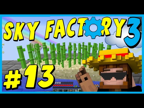 Data Play's - Sky Factory 3 - #13 - Sugar Rush!