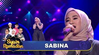 Download lagu Tholama - Sabina   Syair Ramadan GTV