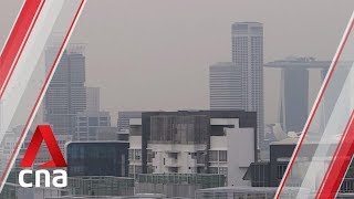 Haze eases in Singapore as wind direction changes