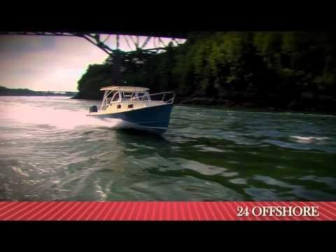 Seaway 24 Offshore Model Video