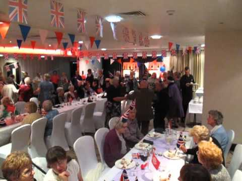 Dinner and Karaoke at the WWA AGM