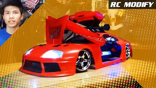 Repeat youtube video RC Modify 10 | TOYOTA Supra